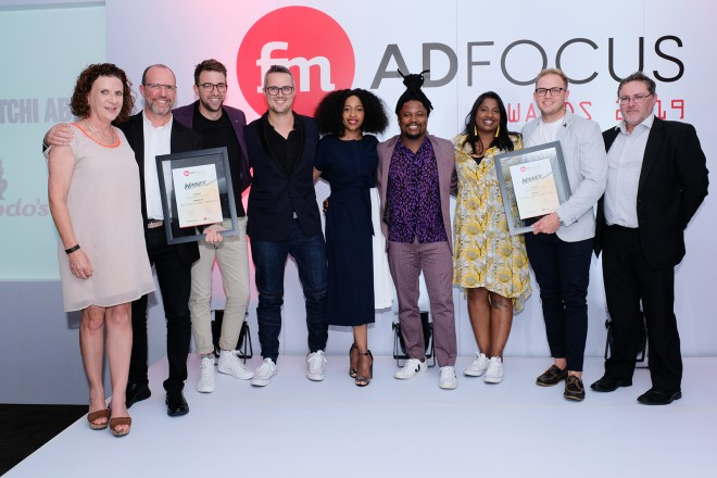 FM AdFocus Awards 2019 | Partnership of the Year with Nando's